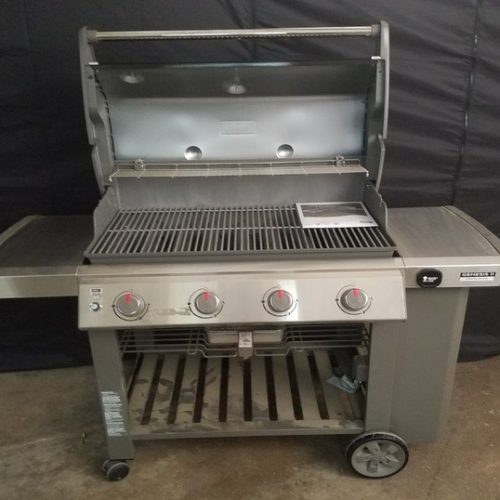 Brand-New Weber Grill valued at $1000
